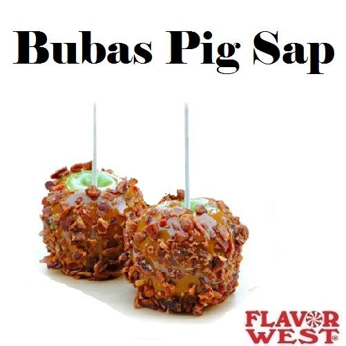 Aroma FLAVOR WEST Bubas Pig Sap 10ml (nº10)