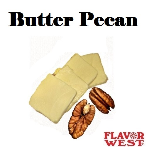 Aroma FLAVOR WEST Butter Pecan 10ml (nº42)
