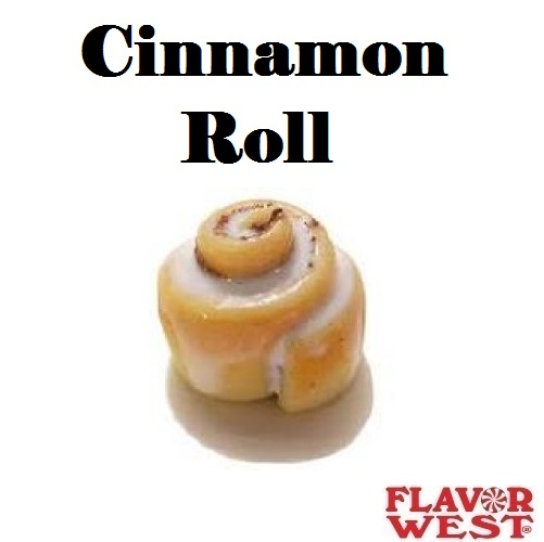 Aroma FLAVOR WEST Cinnamon Roll 10ml (nº30)