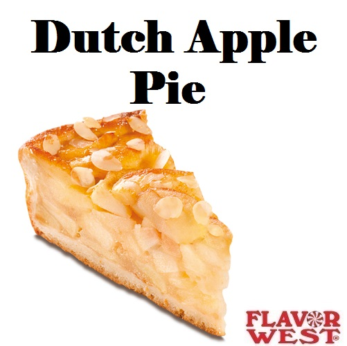 Aroma FLAVOR WEST Dutch Apple Pie 10ml (nº27)