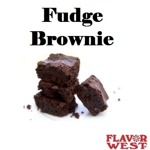 Aroma FLAVOR WEST Fudge Brownie 10ml (nº66)