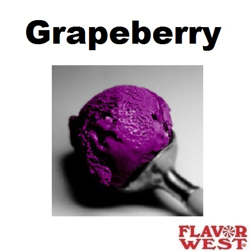 Aroma FLAVOR WEST Grapeberry Ice 10ml (nº70)