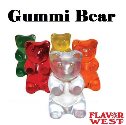 Aroma FLAVOR WEST Gummi Bear 10ml (nº11)