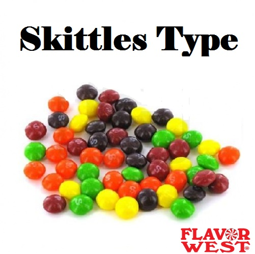 Aroma FLAVOR WEST Skittles Type 10ml (nº4)