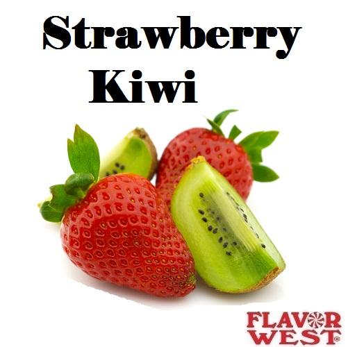 Aroma FLAVOR WEST Strawberry Kiwi 10ml (nº1)