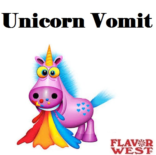 Aroma FLAVOR WEST Unicorn Vomit 10ml (nº35)