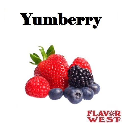 Aroma FLAVOR WEST Yumberry 10ml (nº65)