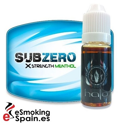 eLiquid Halo 10ml Sub Zero