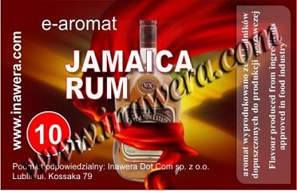 Inawera e-aroma Jamaica Rum 10ml (nº49)