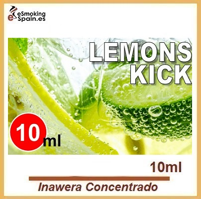 Inawera Concentrado Lemons Kick 10ml (nº89)