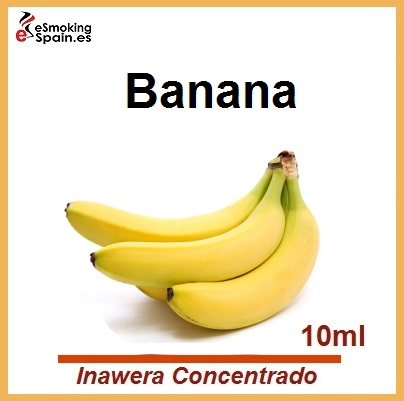 Inawera Concentrado Banana 10ml (nº8)