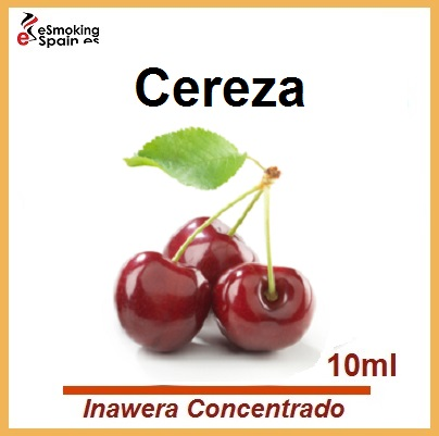 Inawera Concentrado Wisnia Cherry - Cereza 10ml (nº13)