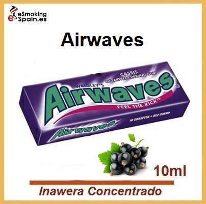 Inawera Concentrado Airwaves 10ml (nº48)