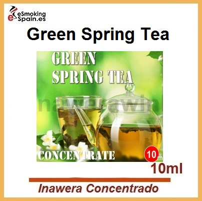Inawera Concentrado Green Spring Tea 10ml (nº36)