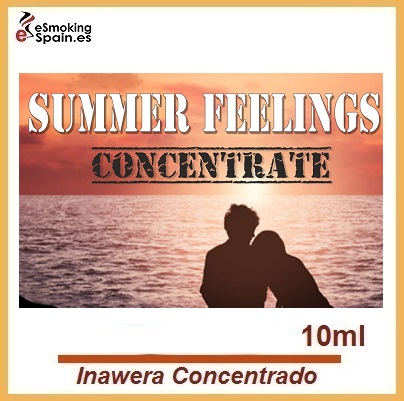 Inawera Concentrado Summer Feelings 10ml (nº47)