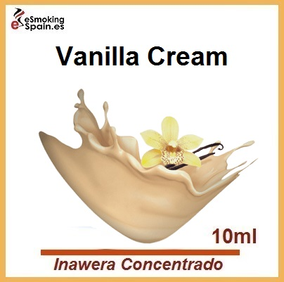 Inawera Concentrado Vanilla Cream 10ml (nº44)