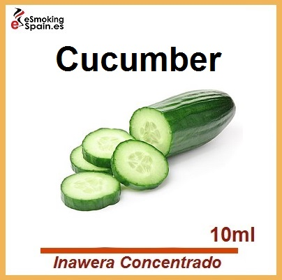 Inawera Concentrado Cucumber 10ml (nº97)