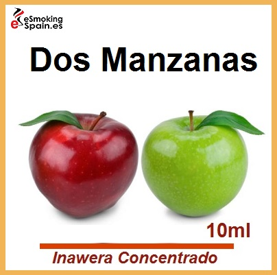 Inawera Concentrado Two Apples - Dwa Jablka 10ml (nº4)