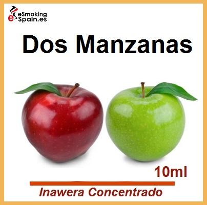 Inawera Concentrado Two Apples - Dwa Jablka 10ml (nº4)