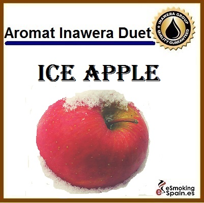 Inawera Aroma Duets Ice Apple 10ml (nº8)