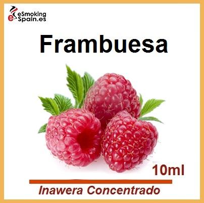 Inawera Concentrado Raspberry - Malina 10ml (nº12)
