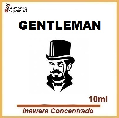 Inawera Concentrado Gentleman 10ml (nº84)