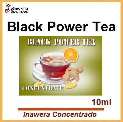 Inawera Concentrado Black Power Tea 10ml (nº33)