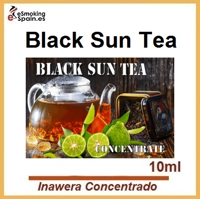 Inawera Concentrado Black Sun Tea 10ml (nº34)