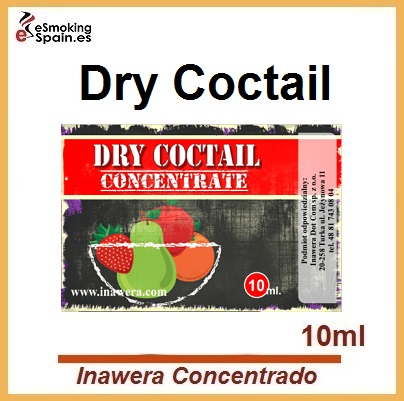 Inawera Concentrado Dry Coctail 10ml (nº29)