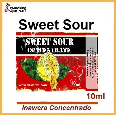 Inawera Concentrado Sweet Sour 10ml (nº28)