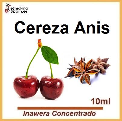 Inawera Concentrado Wisnia Anyz - Cereza Anis 10ml (nº42)