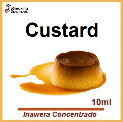 Inawera Concentrado Custard 10ml (nº38)
