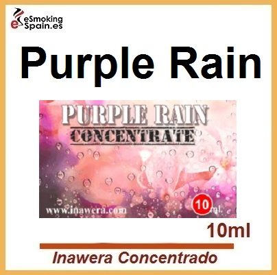 Inawera Concentrado Purple Rain 10ml (nº39)