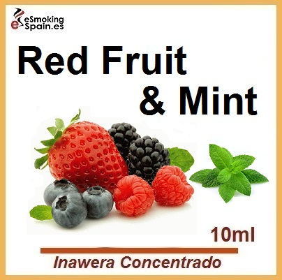 Inawera Concentrado Red Fruit and Mint 10ml (nº41)