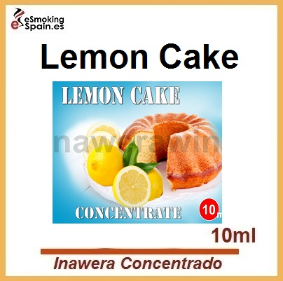 Inawera Concentrado Lemon Cake 10ml (nº31)