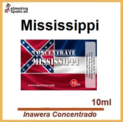 Inawera Concentrado Mississippi 10ml (nº43)