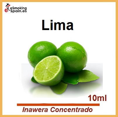 Inawera Concentrado Lime - Limetka 10ml (nº1)