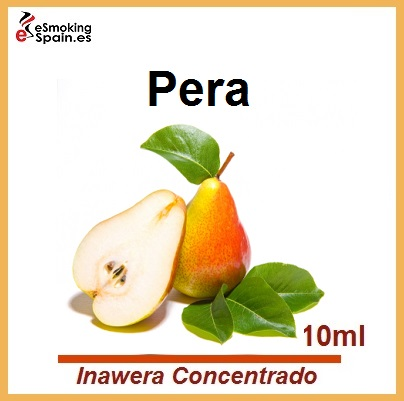 Inawera Concentrado Pear 10ml (nº9)