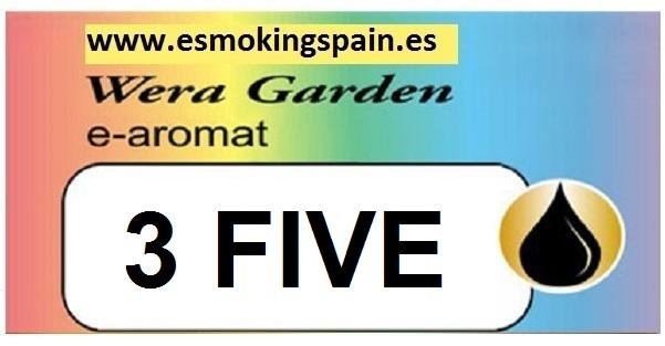 Inawera Wera garden e-aromat 3 FIVE 10ml (nº3)
