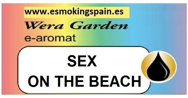 "Inawera Wera garden e-aromat ""SEX ON THE BEACH"" 10ml (nº2)"
