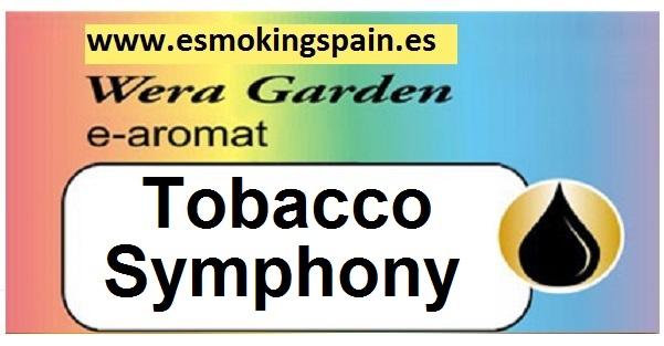 Inawera Wera garden e-aromat TOBACCO SYMPHONY 10ml (nº17)