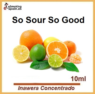 Inawera Concentrado So Sour So Good 10ml (nº61)