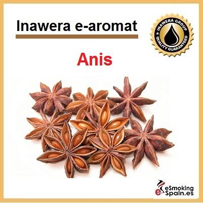 Inawera e-aroma Anis 10ml (nº42)