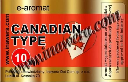 Inawera e-aroma Tobacco Canadian Type 10ml (nº58)