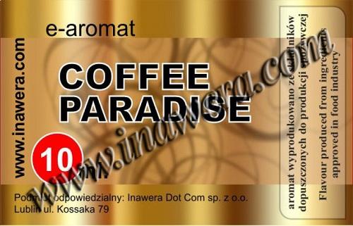 Inawera e-aroma Tobacco Coffee Paradise 10ml (nº12)