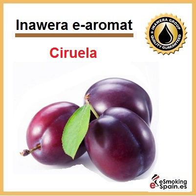 Inawera e-aroma Ciruela 10ml (nº34)
