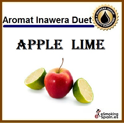 Inawera Aroma Duets Apple Lime 10ml (nº2)