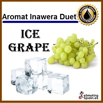 Inawera Aroma Duets Ice Grape 10ml (nº9)