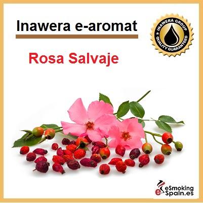 Inawera e-aroma Wild rose 10ml (nº39)