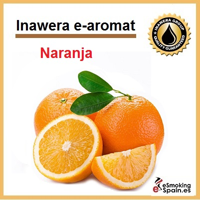 Inawera e-aroma Orange 10ml (nº29)